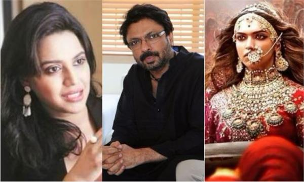 swara bhaskar slams sanjay leela bhansali for padmaavats jauhar scene