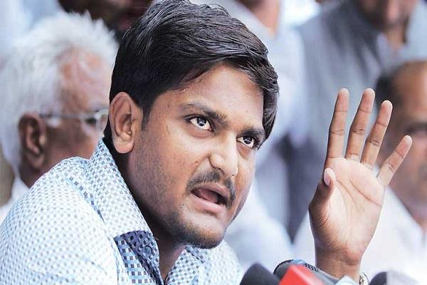 a tea seller maker can suggest selling pakodas to youngsters hardik patel