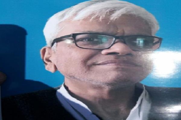 district judge gajanand sharma missing