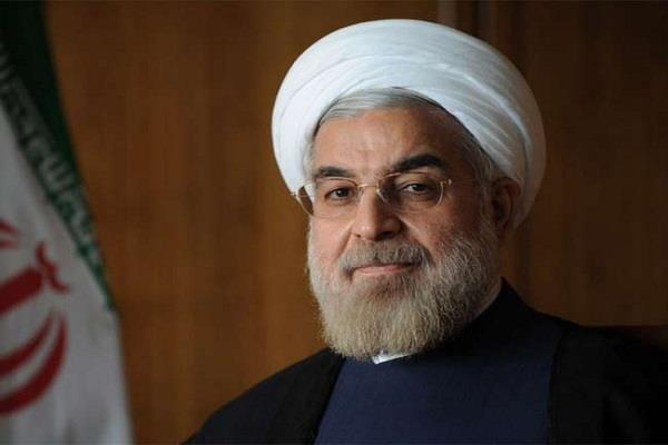irans president hassan rouhani will be on a three day official visit today