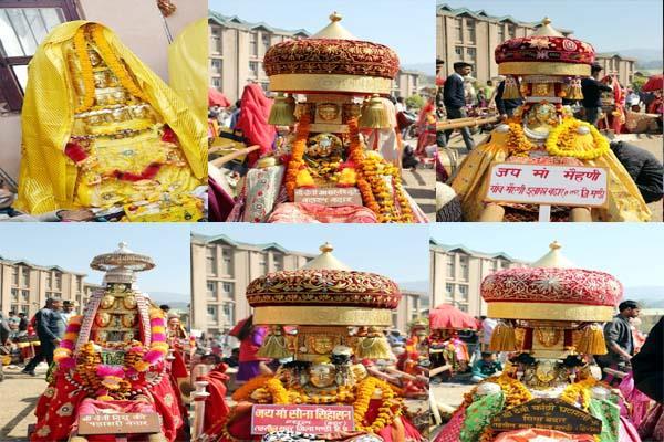 7 grand daughters of god parashar rishi had eaten the one sesame seed