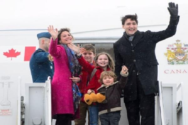 canada s pm justin trudo will travel to these famous destinations of india