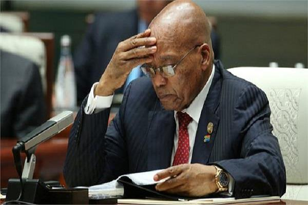 jacob zuma will decide on the issue of resignation today anc