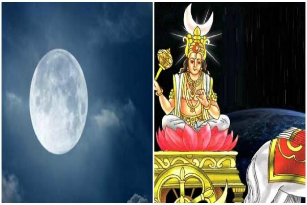 the lord of mind and wisdom chandra dev will relieve from impious anger