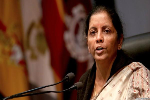 defense minister nirmala sitharaman warns china