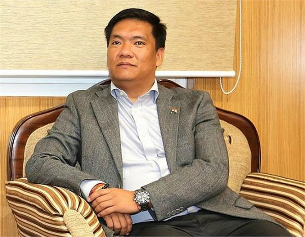 cm khandu clarification on rape charges