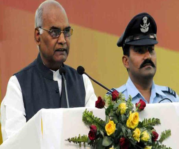 agriculture scientists need cooperation doubling income of farmers kovind