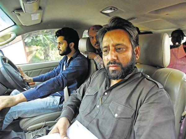 chief secretary assault case amanatullah is yet to be apprehended