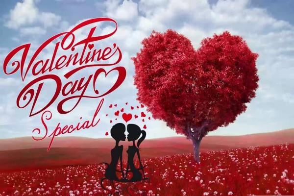 valentines day the expression of love is unimaginable