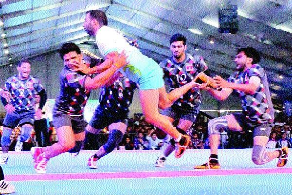 national kabaddi championship in jind