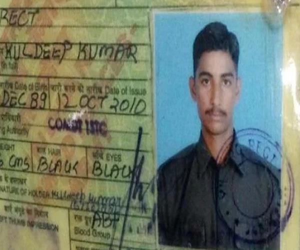 army jawan killed in firing during marriage in kanpur