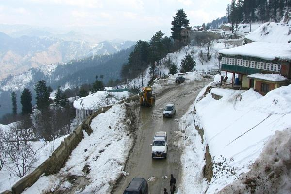inspection of 20 hotels between snowfall rain