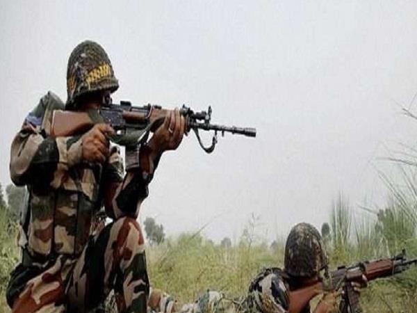 encounter between militants security forces in srinagar
