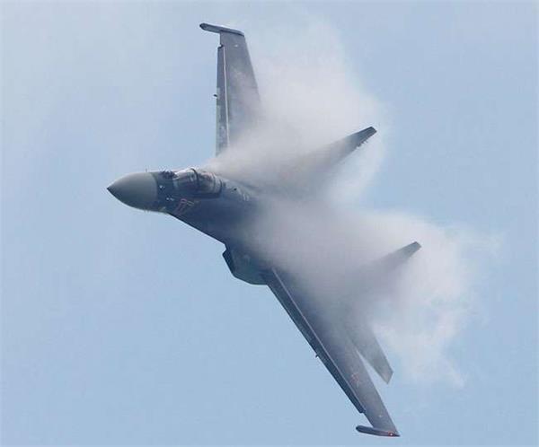 china deploys su 35 jets in south china sea to counter us patrols
