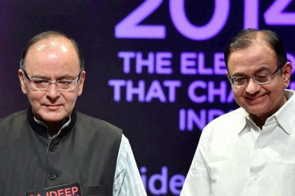 chidambaram says jaitley fails in budget