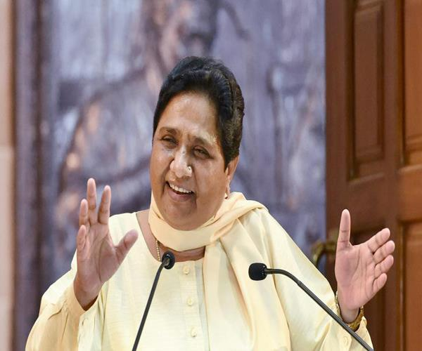 alliance between mayawati s bsp and davagora jds