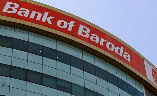 npa bank of baroda slips due to profit