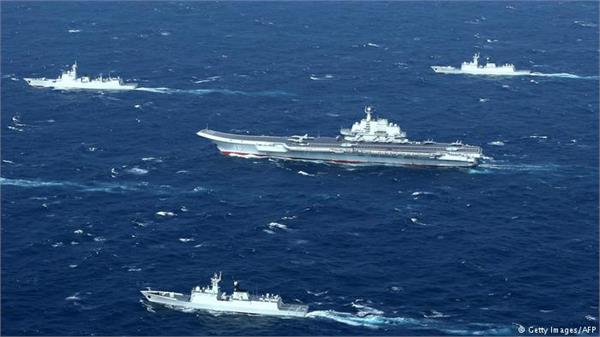 chinese warplanes entered the indian ocean amidst the maldives crisis