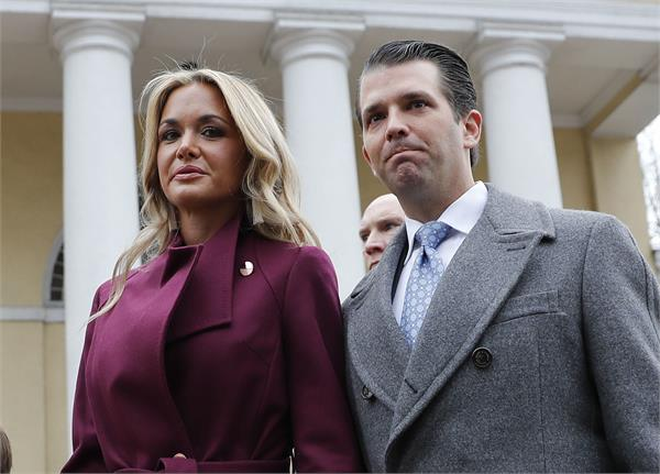 vanessa trump taken to hospital after opening letter