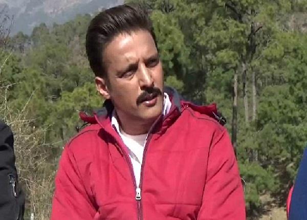 jimmy shergill returns to dharmshala for shooting