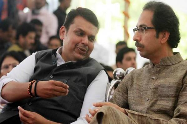 shivsena and bjp again in talked on alliance