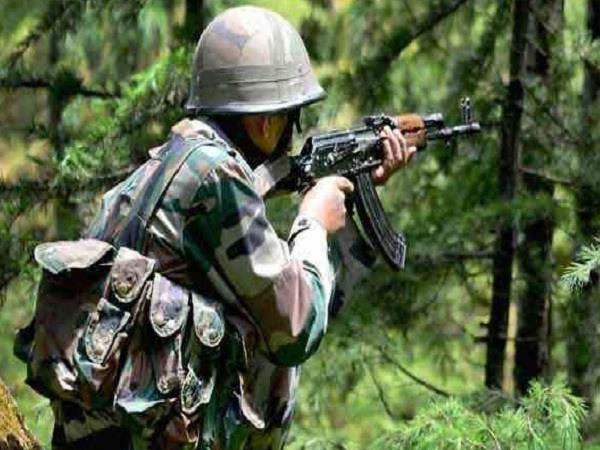 failed to infiltrate into kashmir