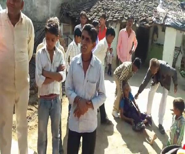 do not stop jhalajap police doctors another patient of mahoba lost