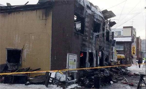 fire at japanese senior welfare residence kills 11