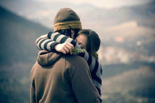 hug day a magic spell and stress