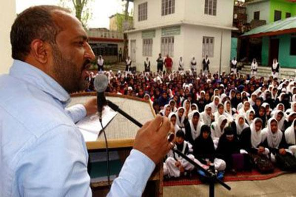 demand of makeshift schools for border areas