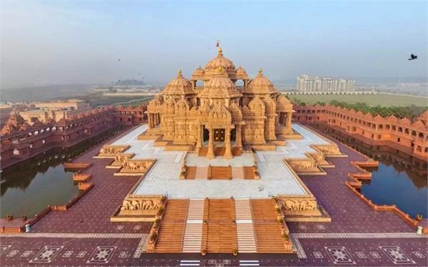 भारत में नहीं, विदेश में बना है विश्व का यह सबसे बड़ा हिंदू मंदिर