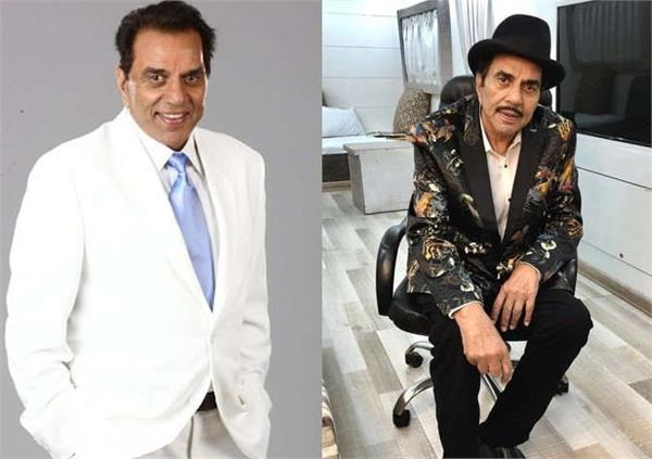 dharmendra share a photo