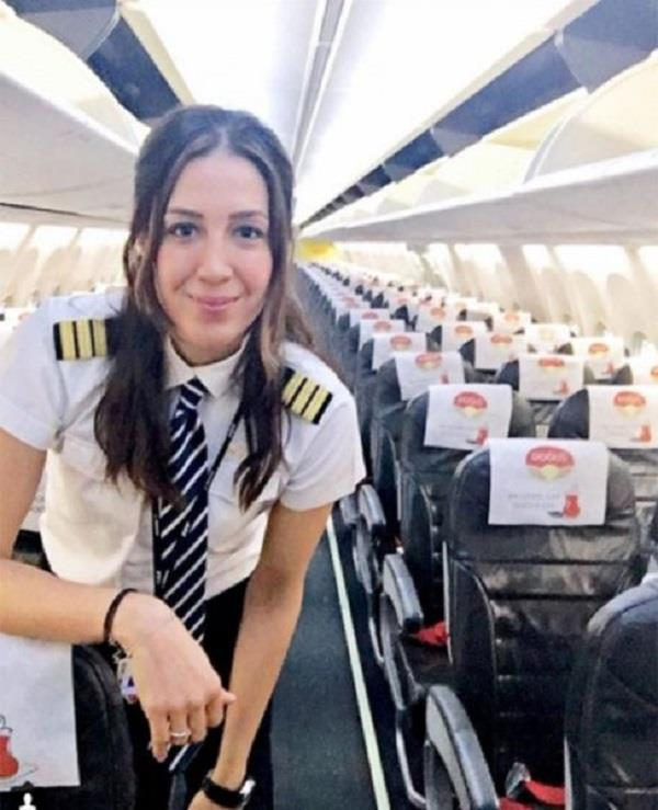 man propose pilot on instagram and got a message by her husband