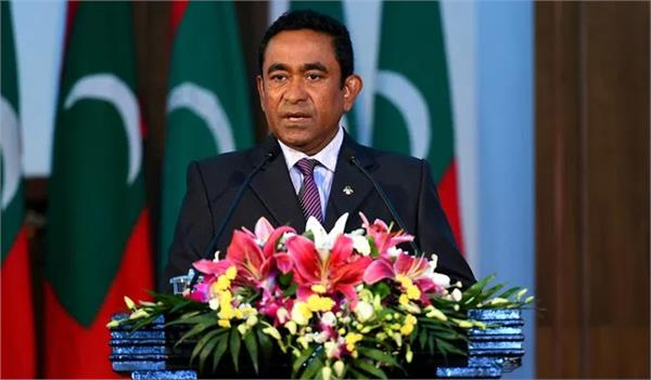 america has expressed unhappiness over the period of emergency in the maldives