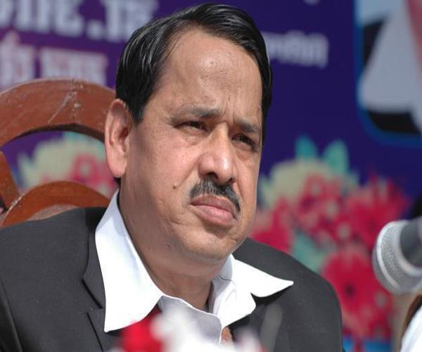 nasimuddin siddiqui expelled from bsp was included in congress