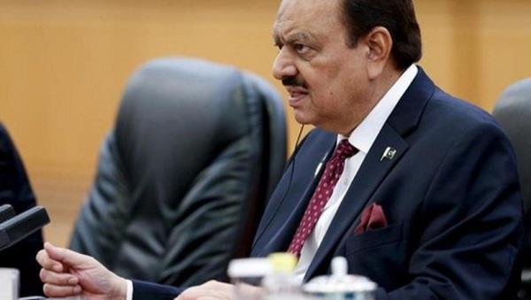 pak president signs ordinance aimed at cracking on terrorism
