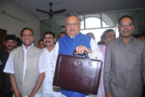 budget 2018 chhattisgarh government expenditure for farmers