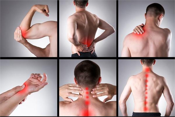 अगर शरीर के इन हिस्सों में रहता है दर्द तो, जानिए क्या है इसकी वजह