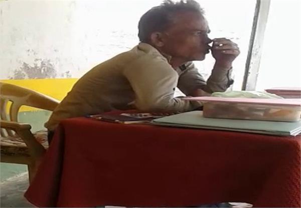 drunken principal arrived in school  abused school children