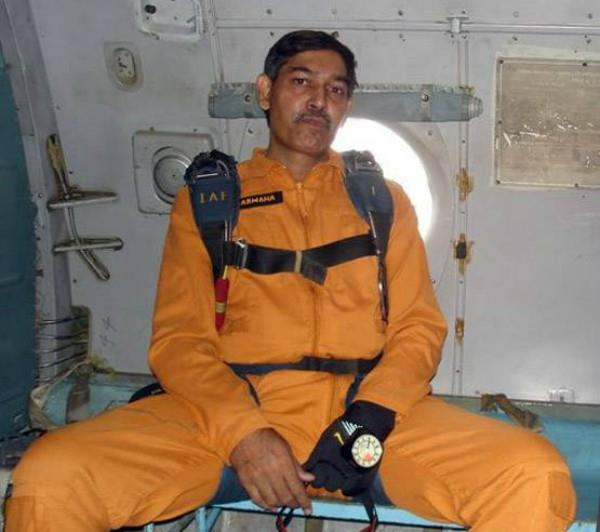 group captain of air force trapped in honeytrap