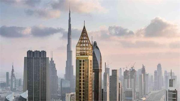 world s highest hotel will open in dubai today