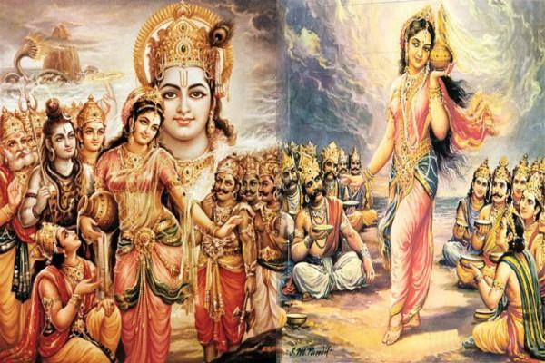 when lord shiva saw mohini