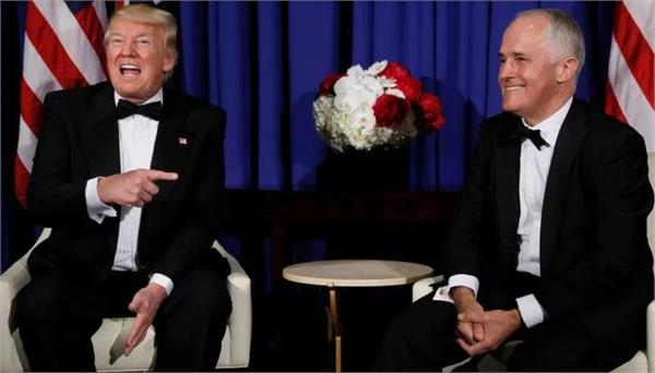 trump turnbull discusses ways to increase relations with india and japan