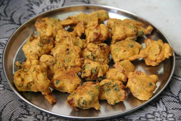 pakodas are famous in india and abroad also