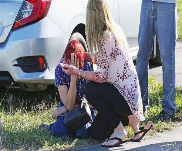 florida school shooting was the 18th school shooting of the year