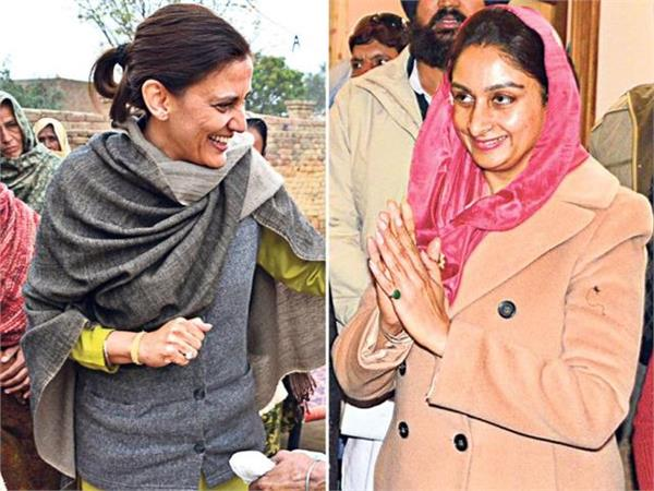 badal bahu s entry in election 2019