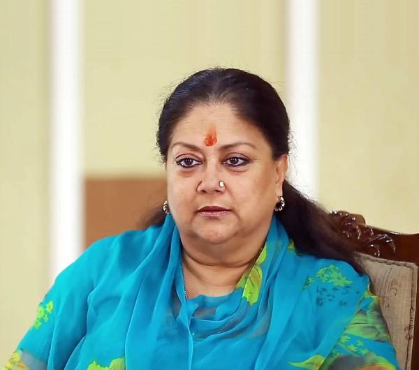 raje announced to finished disputed bill that saved corrupt politicians