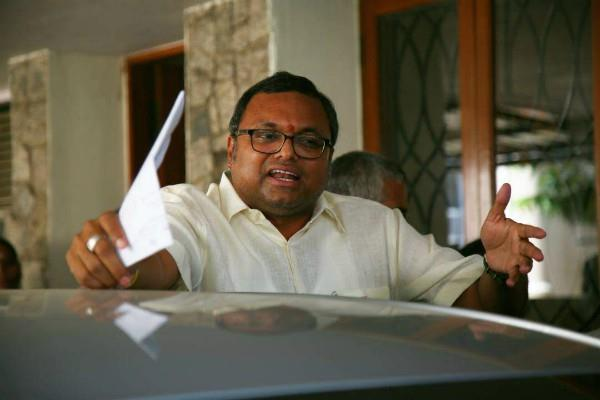 inx media case court to hear karti bail petition on march 6