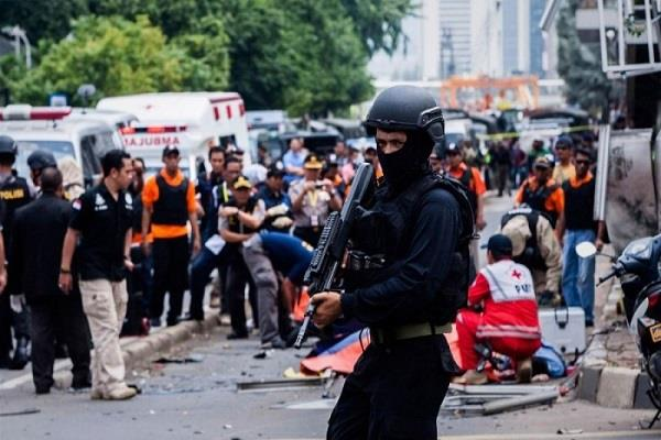 indonesian government to deal with terrorism