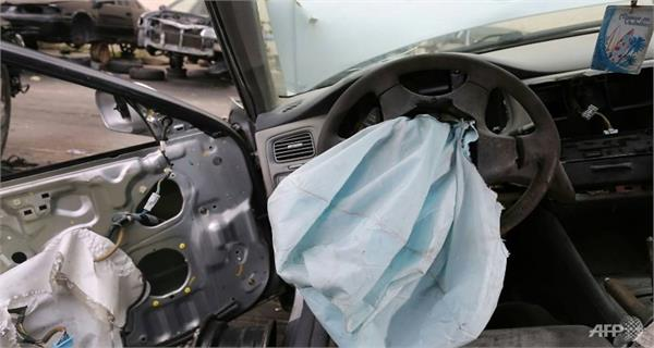 23 lakh vehicles return in australia due to problem in airbags